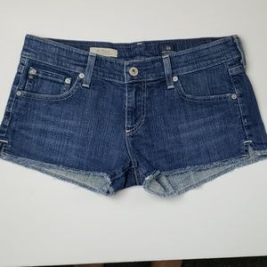 Adriano Goldschmied The Daisy super low-rise short